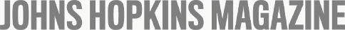 Johns Hopkins Magazine logo